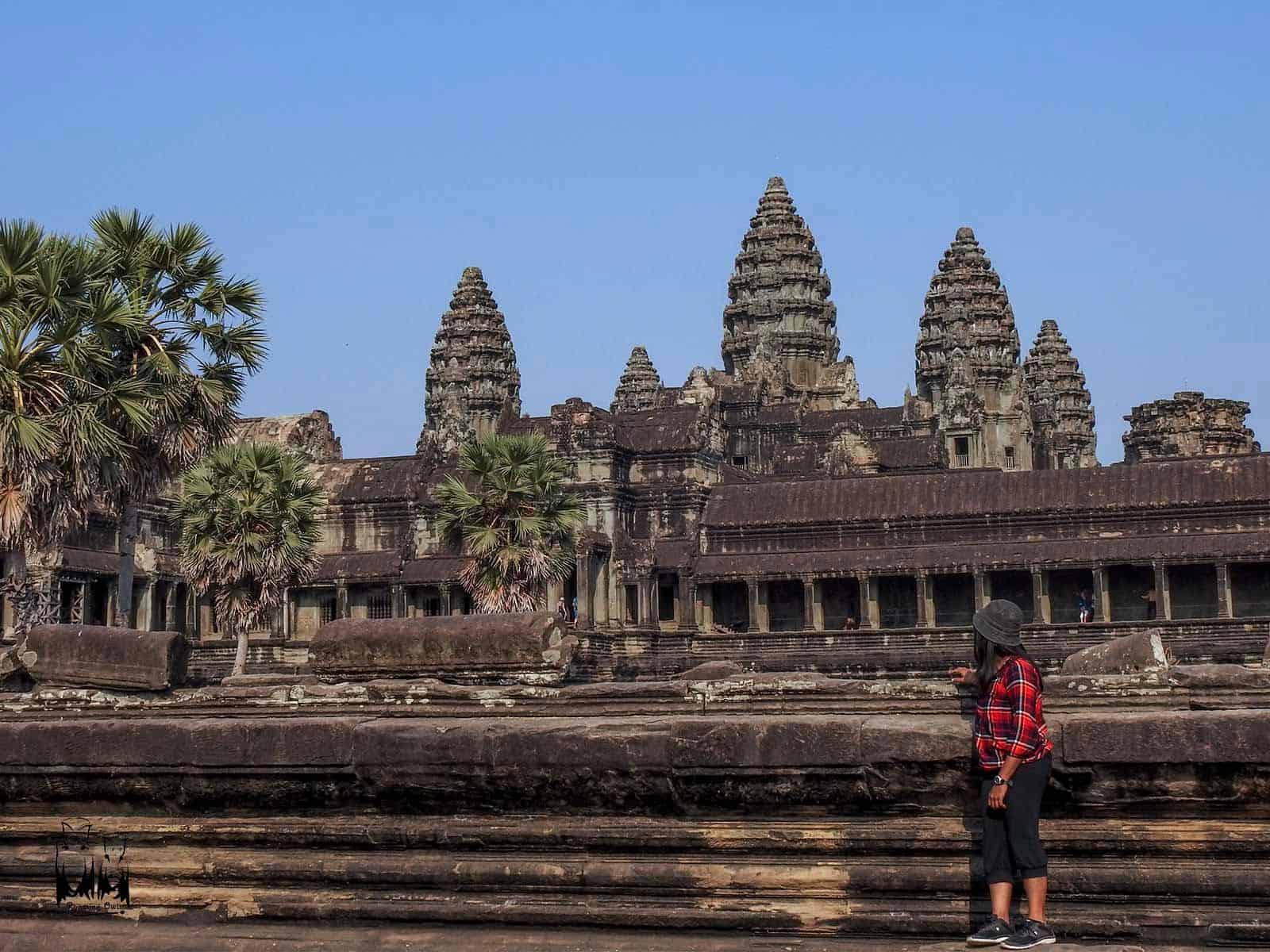 Angkor Wat Thom