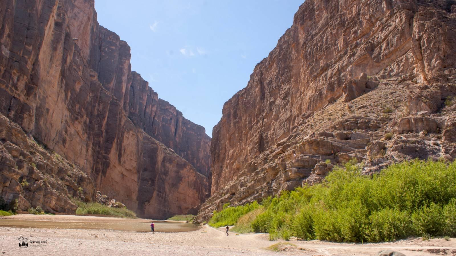 Canyon,big bend national park,hot sun,texas