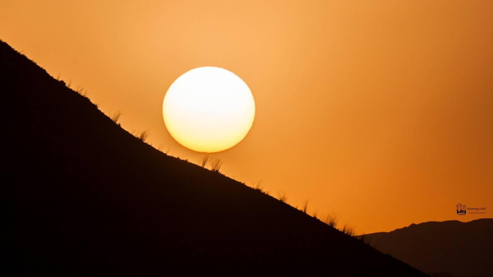 bigbend national park,sunset, emory peak,texas