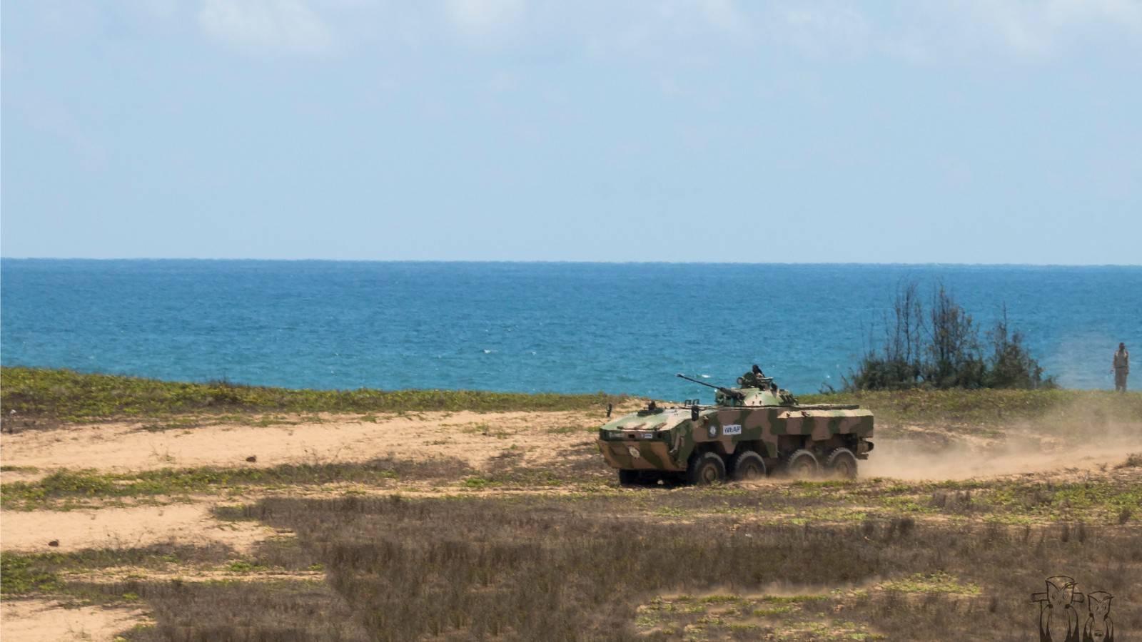 chennai defence expo tank