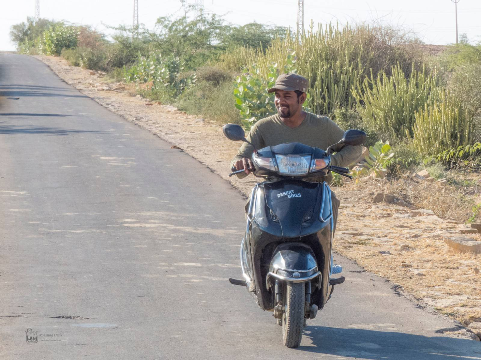 desert bikes , jaisalmer