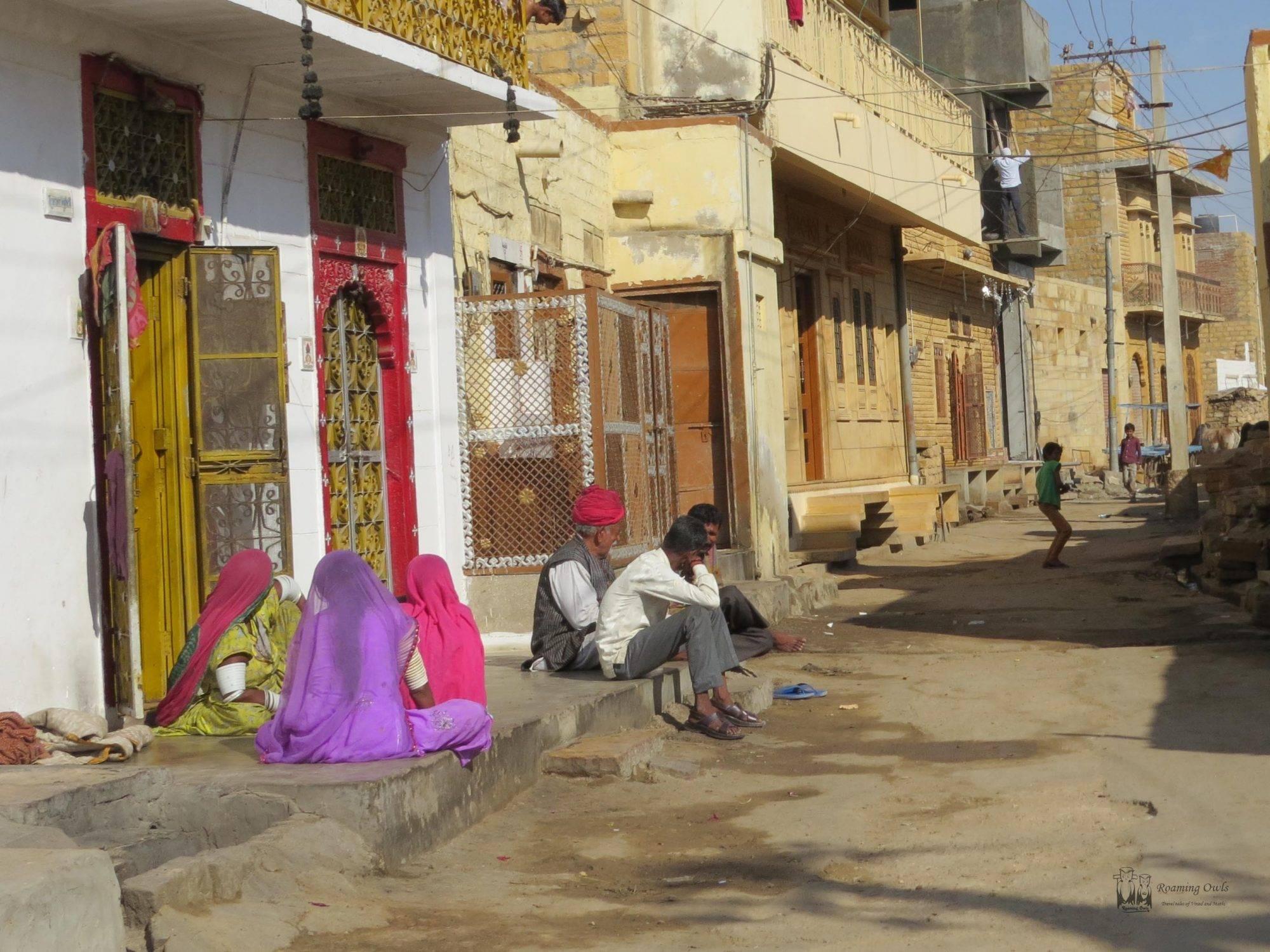 jaisalmer , street