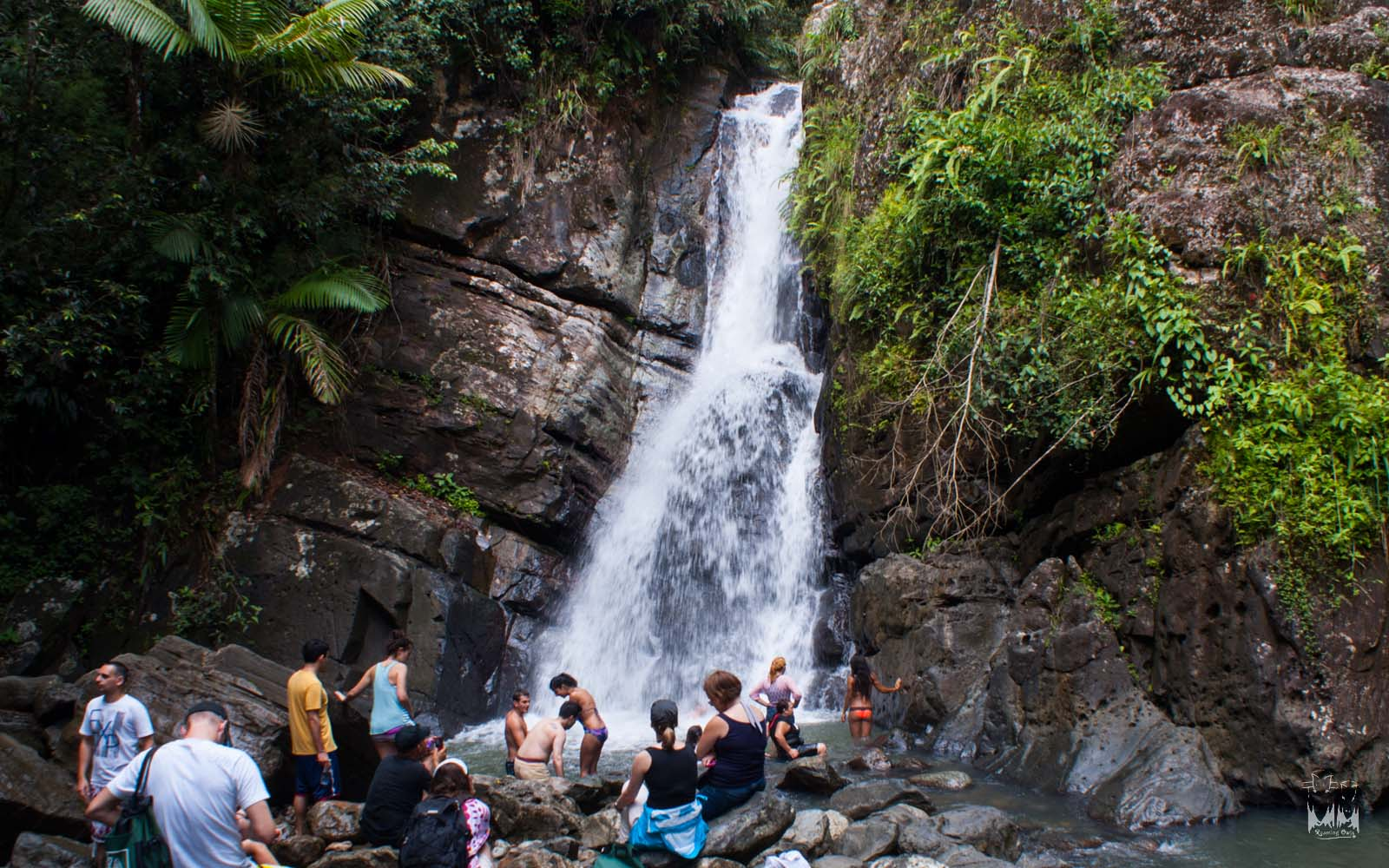 Waterfalls El yunque
