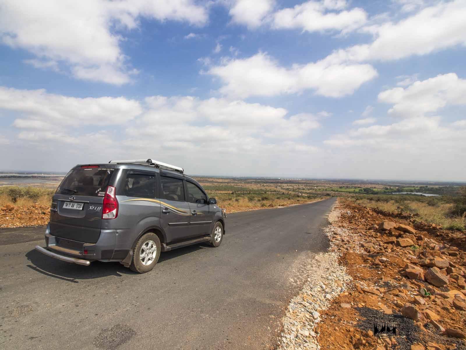 Gandikota , Xylo , open road
