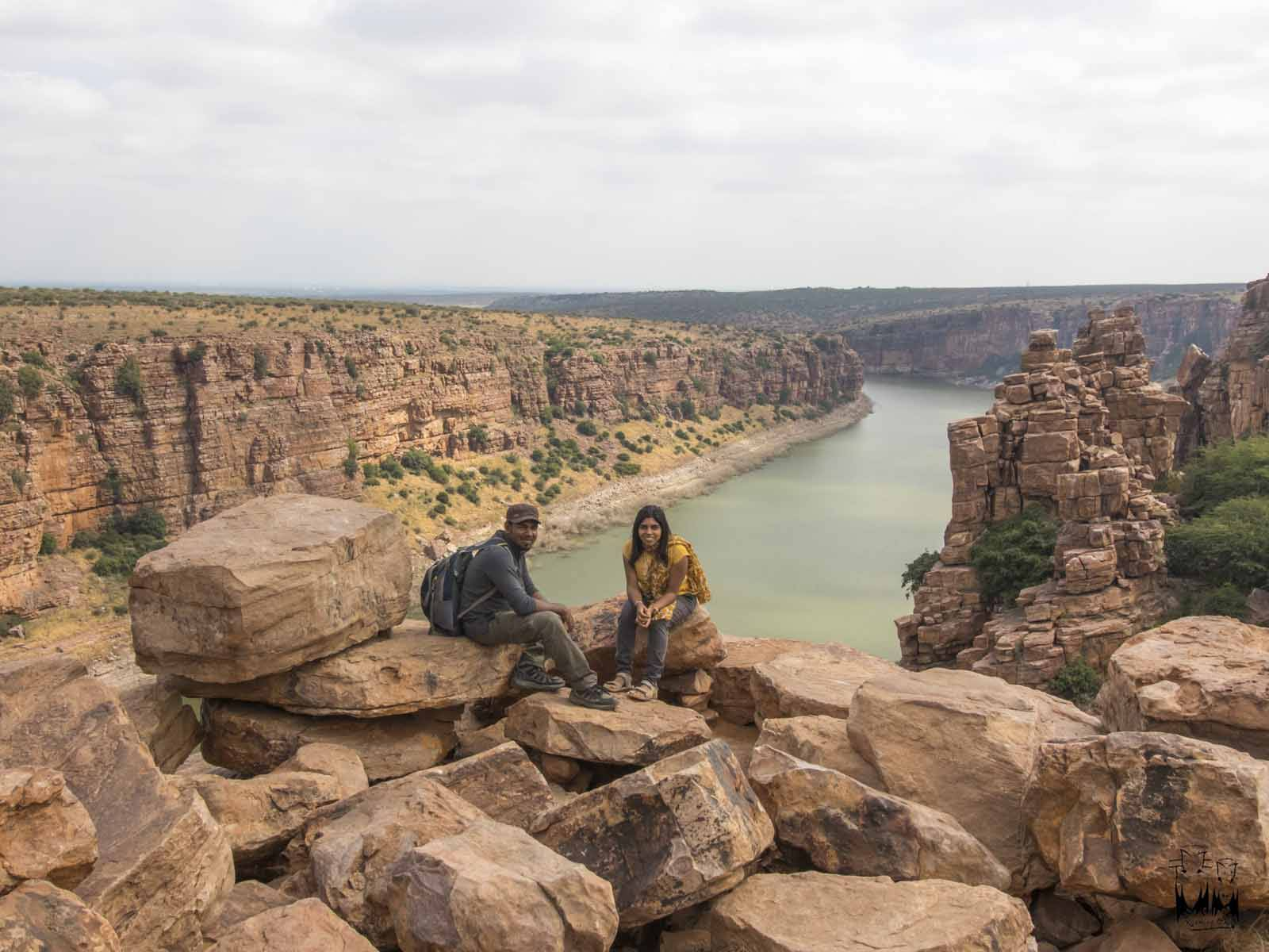 Gandikota – Canyon in the middle of nowhere