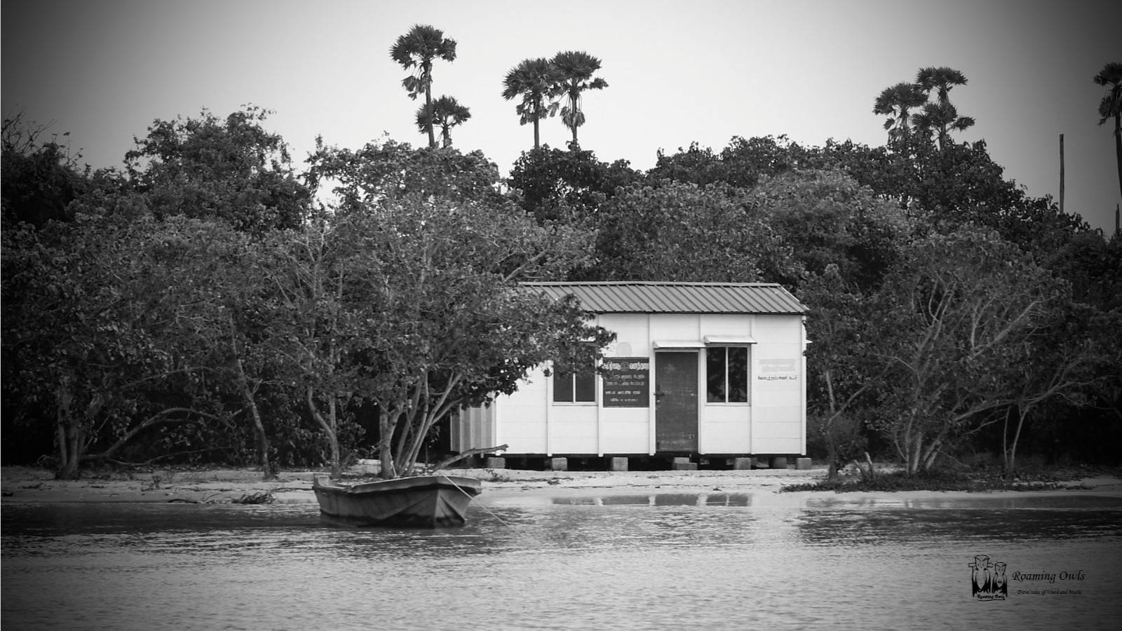 rameshwaram , islands , forest checkpost