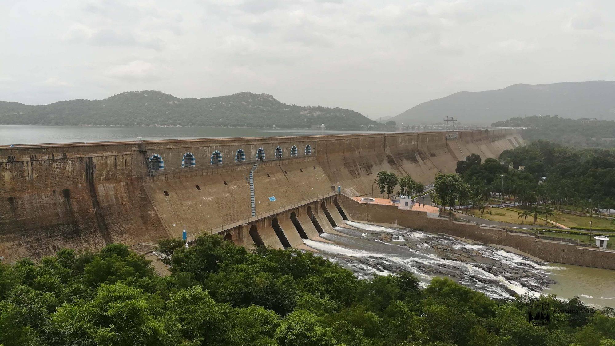 Mettur Dam,Cauvery Water