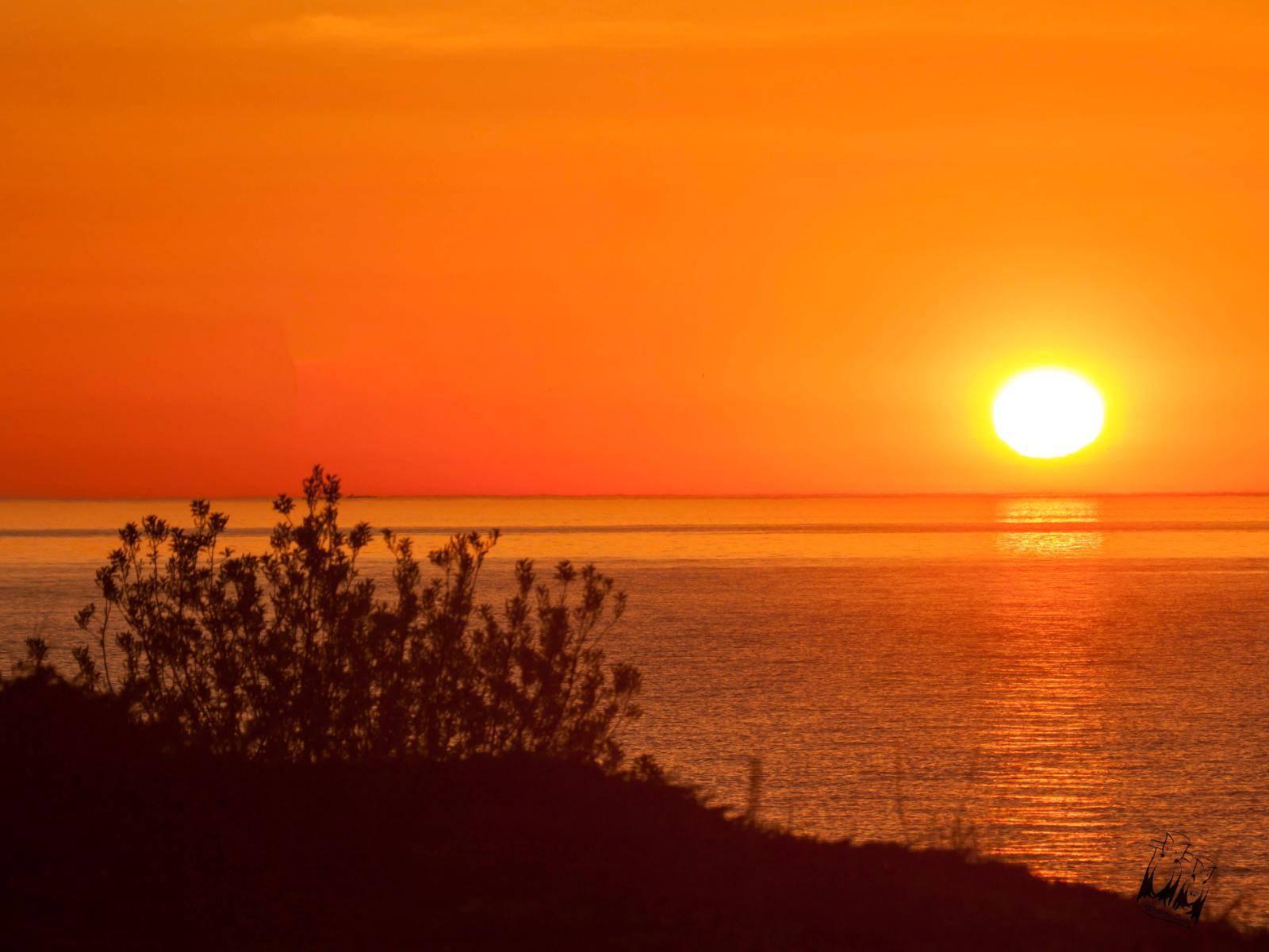 North Manitou Sunset, Lake Michigan Sunset
