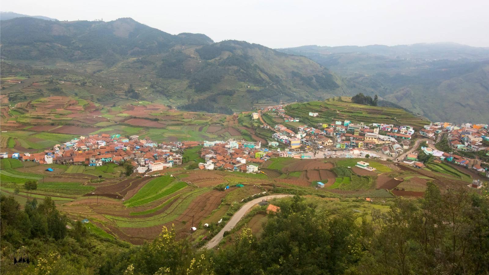 Poomparai Kodaikanal,Tamilnadu Village,Hamlet Tamilnadu