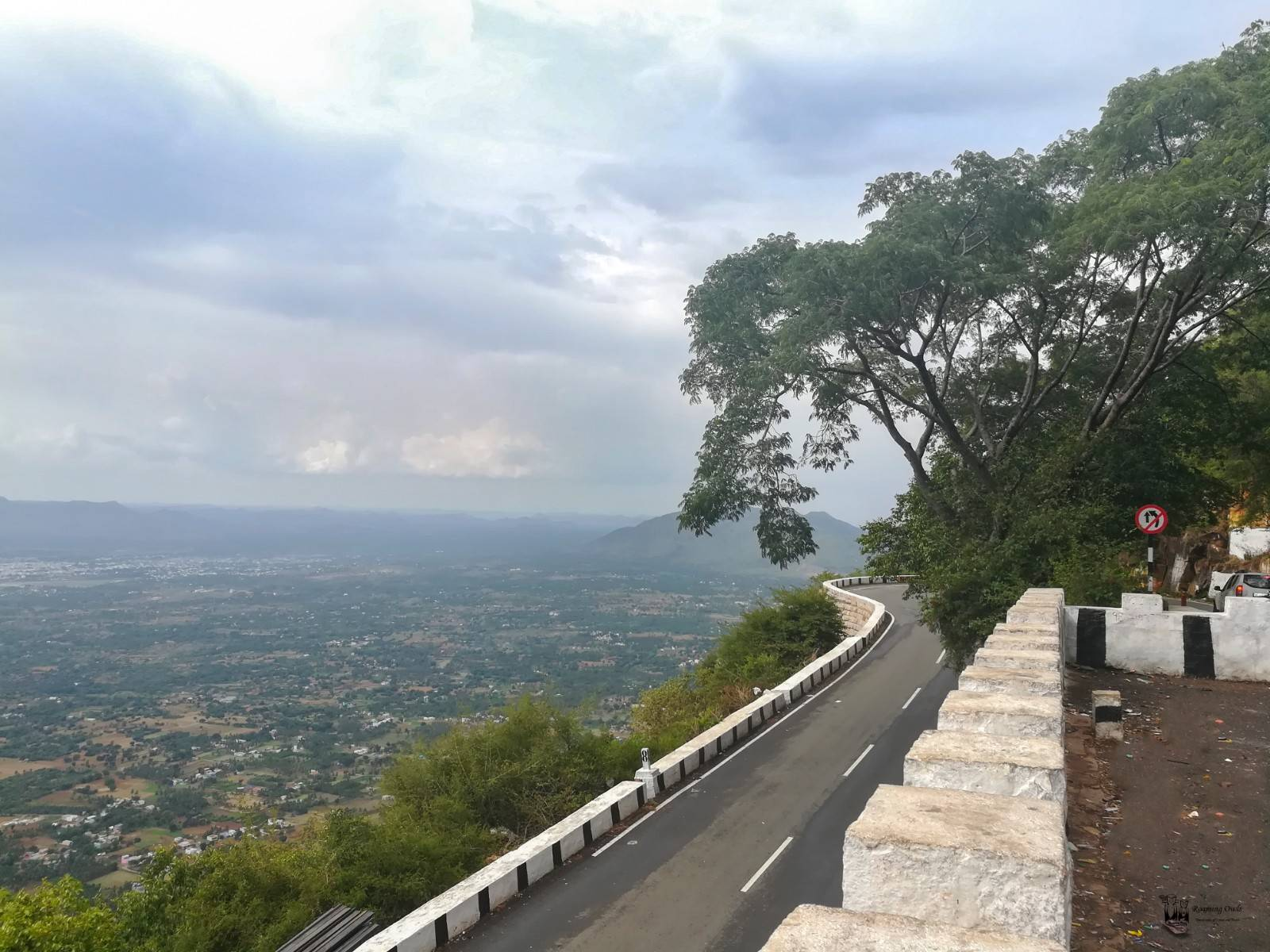 yelagiri, hairpin bends