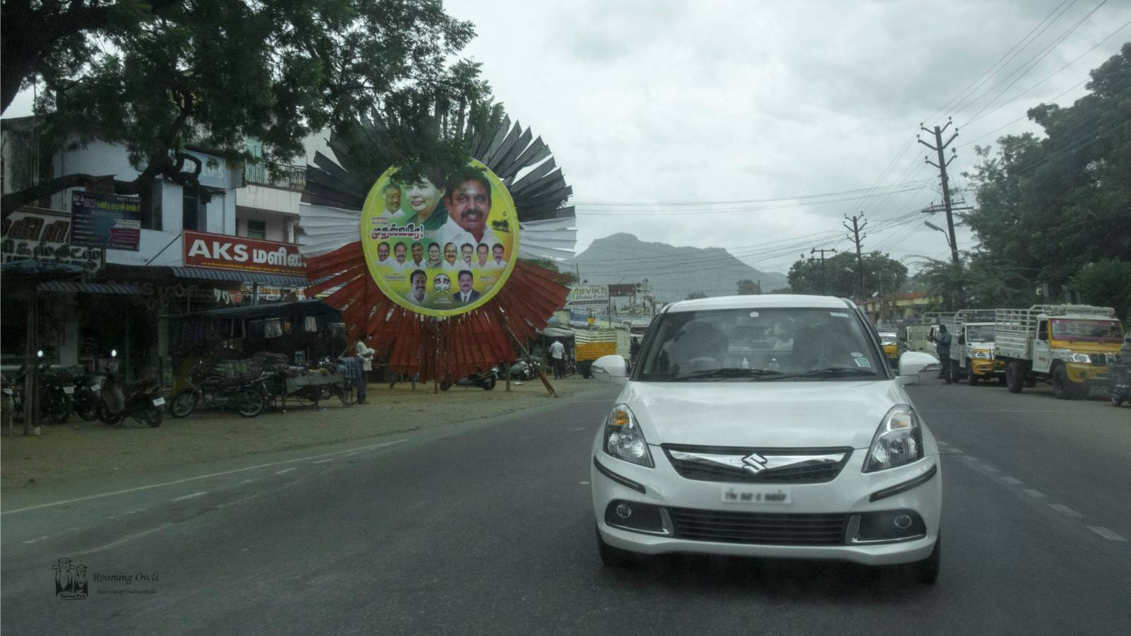 Edappadi palaniswamy, Chiefminister Tamilnadu, Tamilnadu Banners