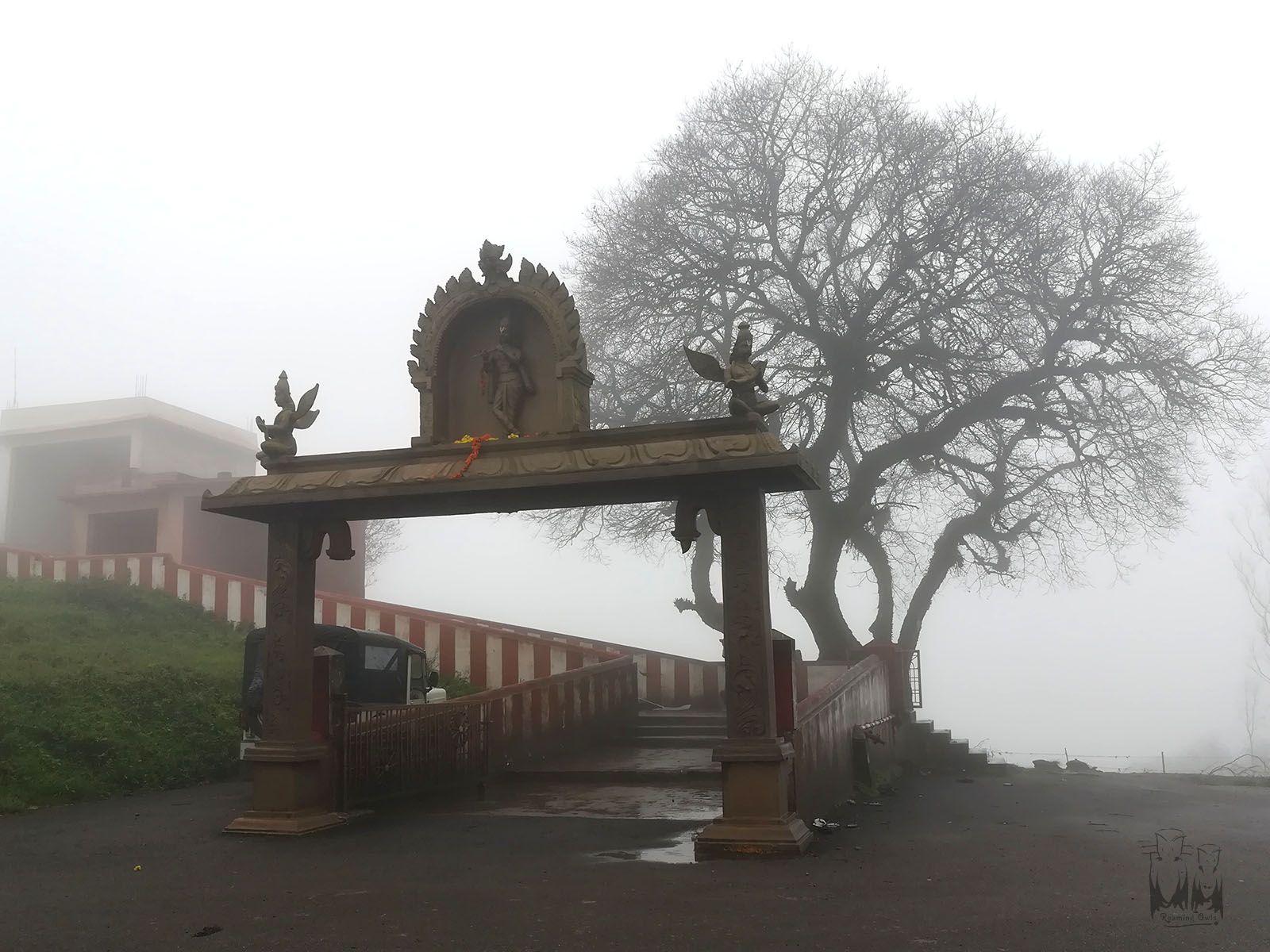 கோபாலசுவாமி,Gopalswamy betta temple,misty gopalswamy betta