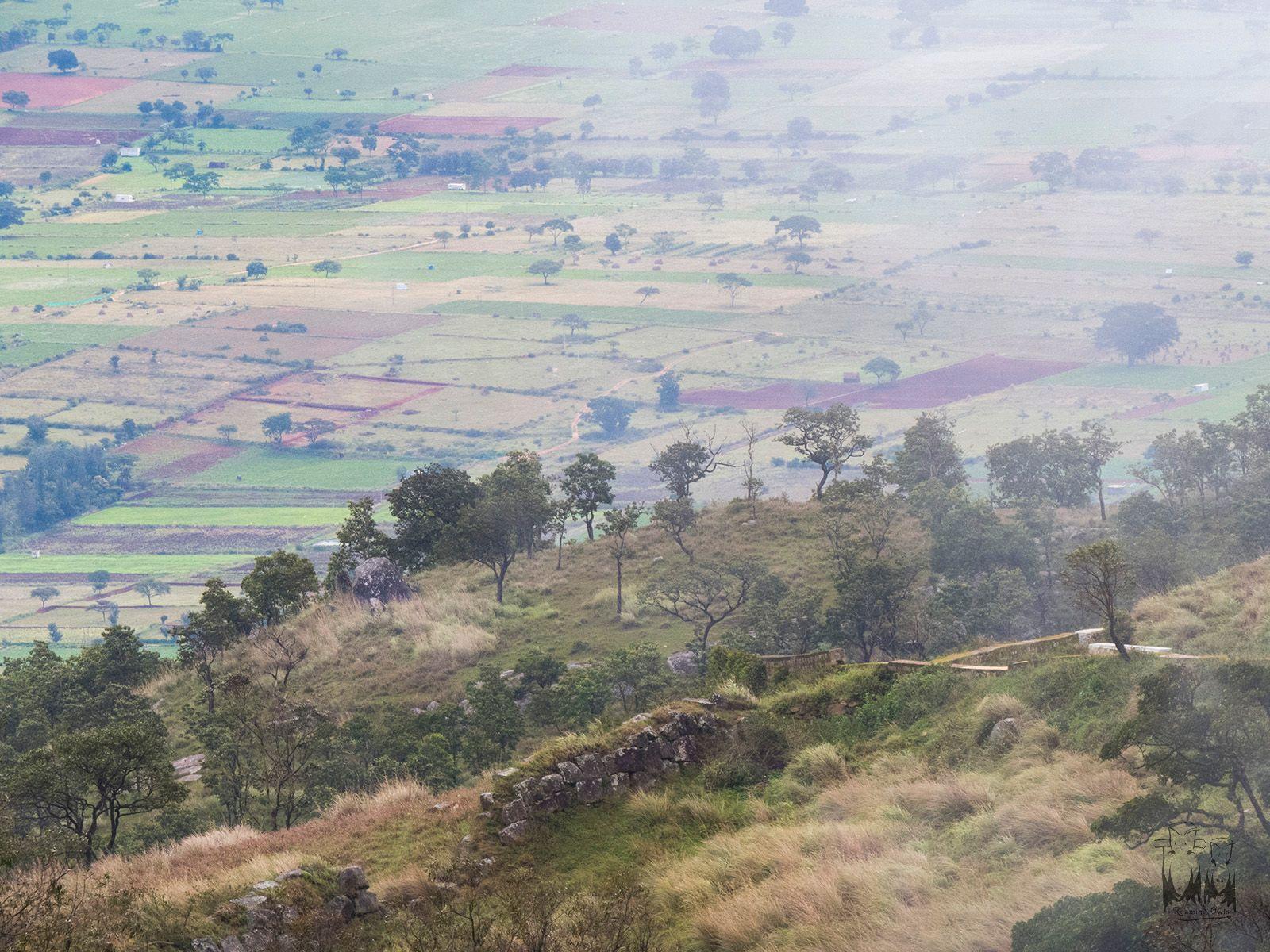 Gopalswamy betta viewpoint,bangalore mangalore mysore karnataka tourist spot