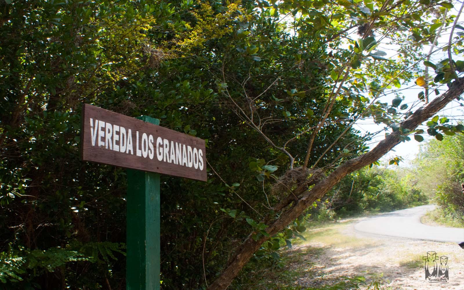 Vereda los granados,Guanica Spanish,puertorico spanish