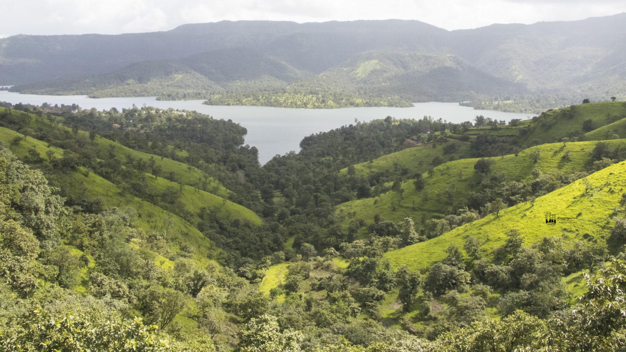 Kaas Scenery,Mahabaleswar,Satara