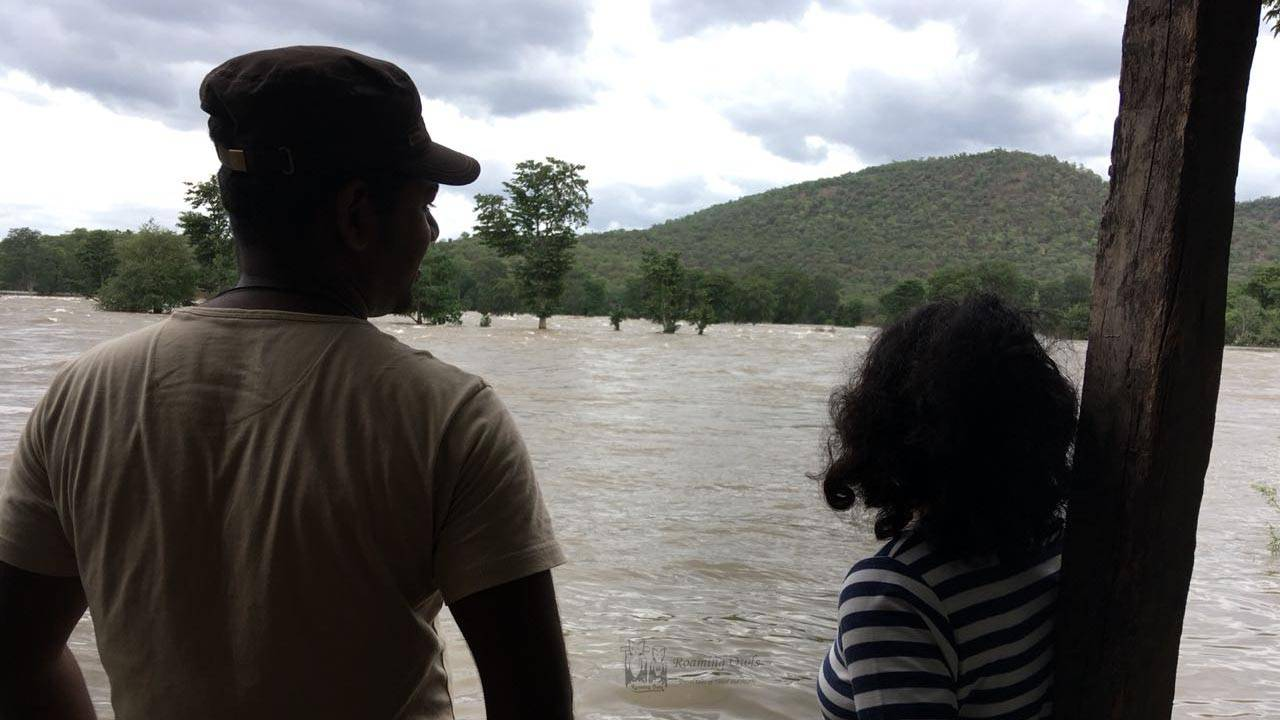 Vinod Sadhasivan,Paulmathi Vinod,Cauvery overflow