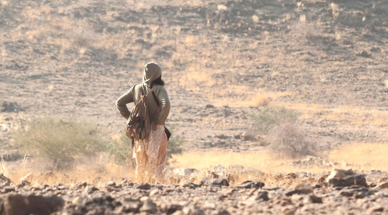 mathi, barren terrain, jaisalmer , birding