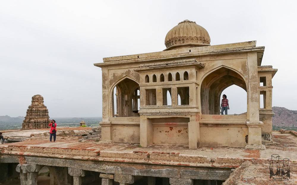Gingee fort – Reminiscent of bygone days